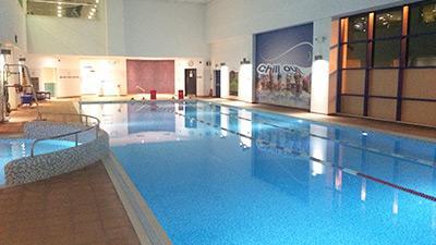 Crawley Central West Green Gym Nuffield Health