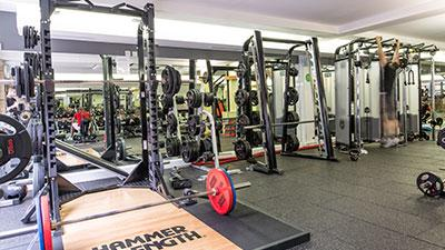 Gym In Shoreditch London Nuffield Health