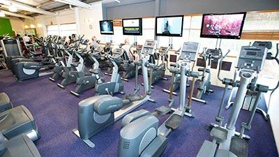 Gym In Telford Fitness Wellbeing Nuffield Health