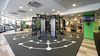 Pure Gym Canary Wharf >> Gyms In Canary Wharf London Nuffield Health