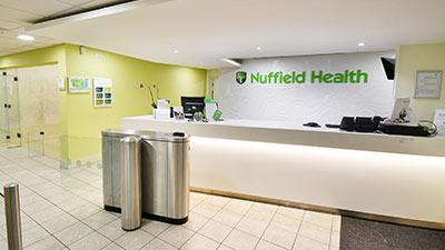 Gym In Chester Fitness Wellbeing Nuffield Health