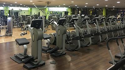 West Park Leisure Centre Gym