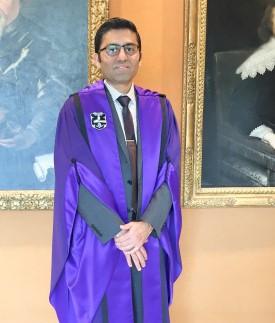 Dr Nawaid Ahmad