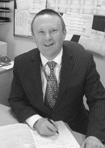 Mr Andy Allman