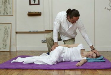 Matthew Leavey Shiatsu Therapist in Canary Wharf