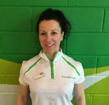 Francesca Nobile Personal Trainer Nuffield Health Club Baltimore