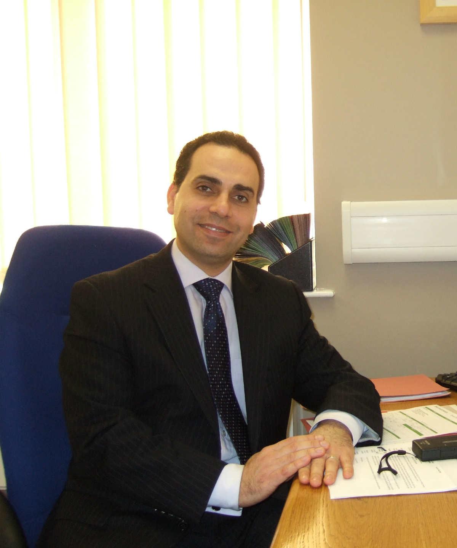 Mr Sam El-Kawy