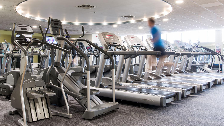 Fulham gym floor