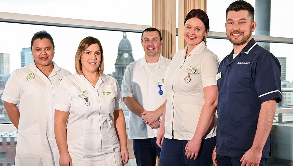Nuffield Health Leeds Hospital nursing associates