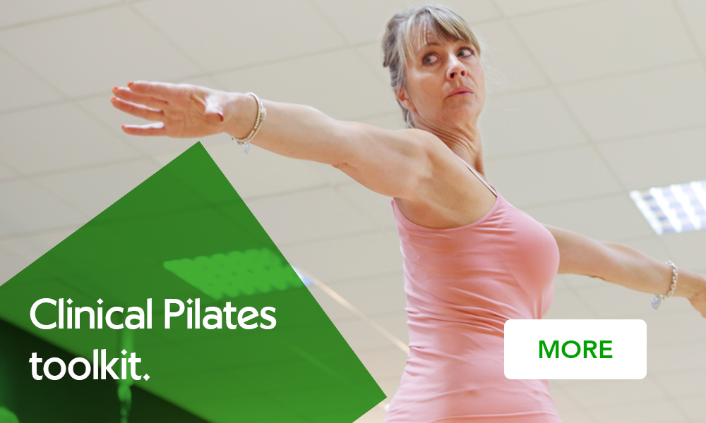 Click here for access your Clincial Pilates toolkit