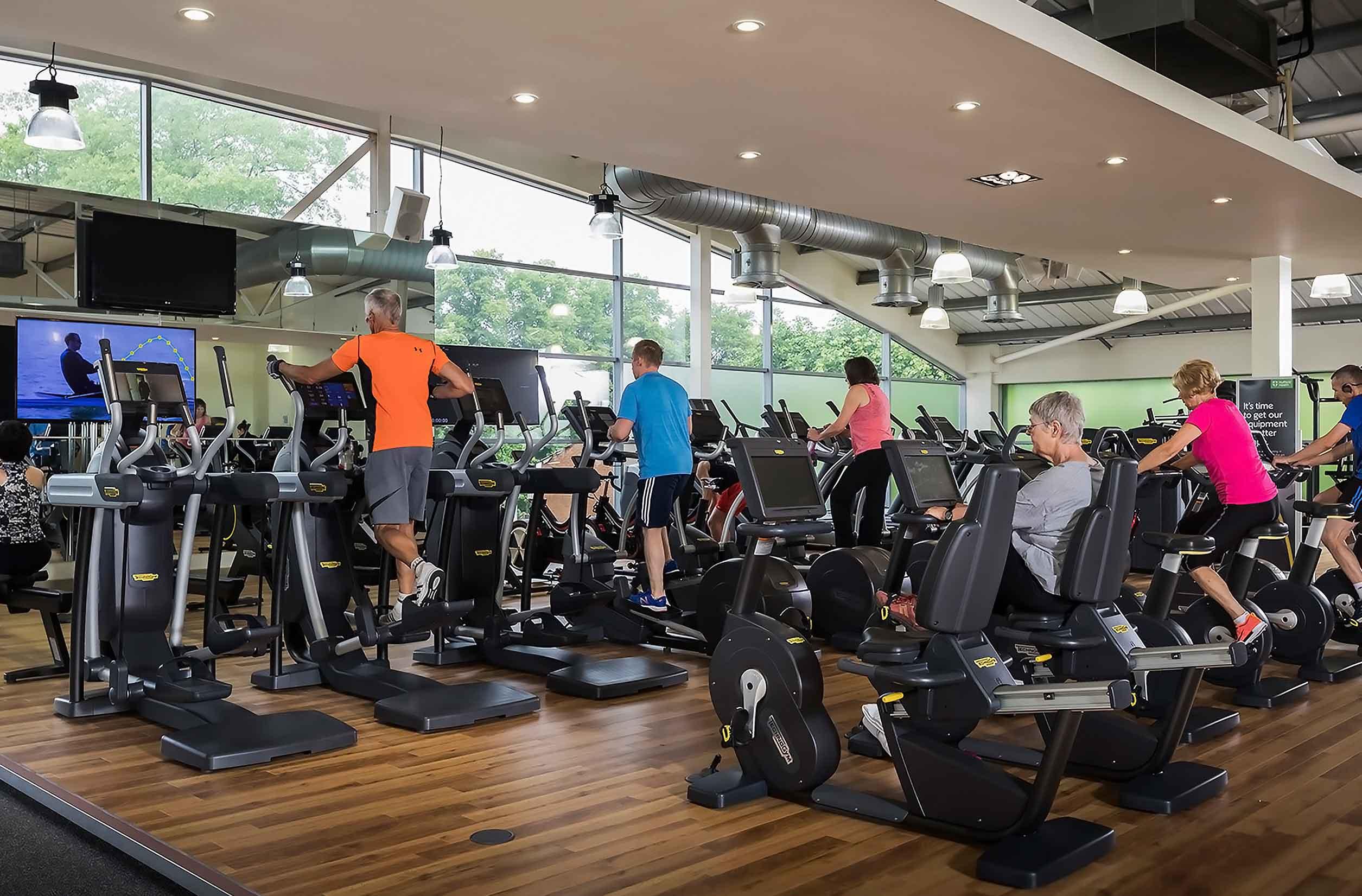 Nottingham Nuffield Health Gym