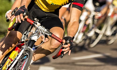 Cycling event safety