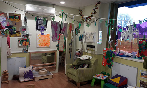 BP Nursery Baby room 1