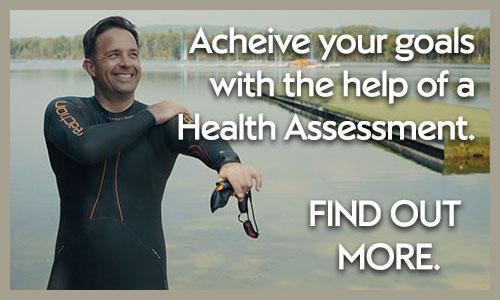 Health assessment offer