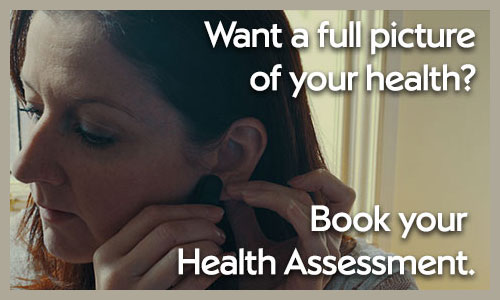 Book your Health Assessment