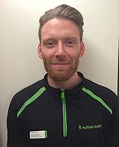 James Stedman (Moorgate Gym)