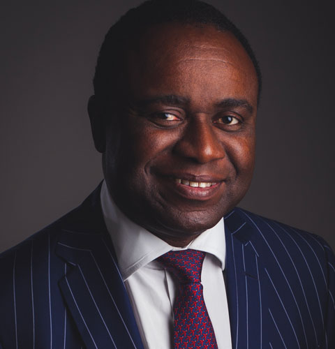 Mr Colin Nnadi