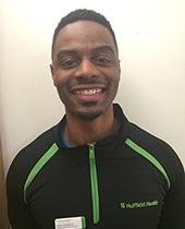Andre Sandiford (Moorgate Gym)