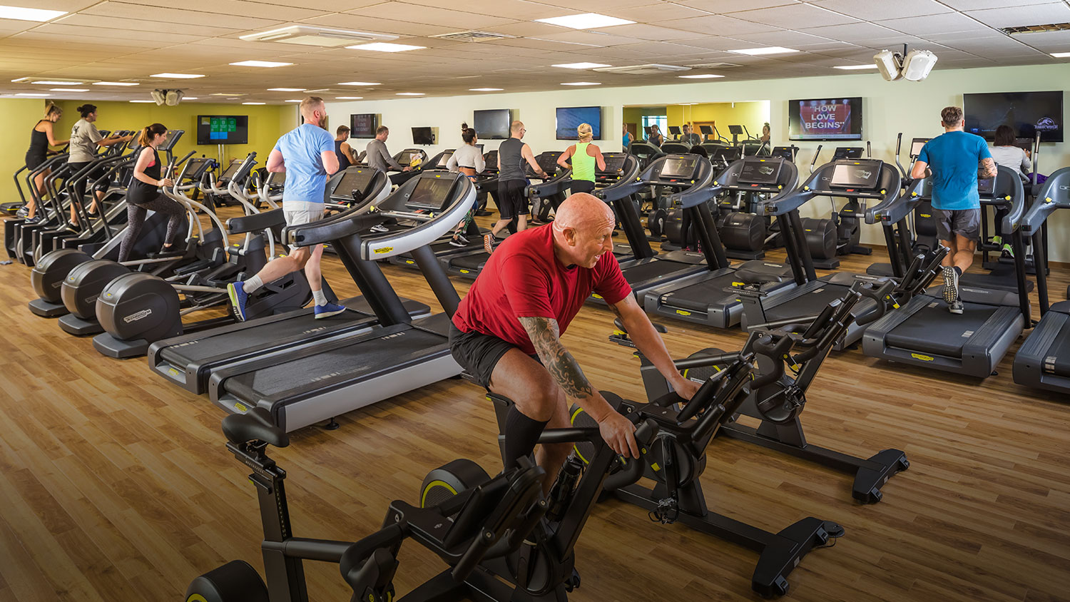 Gyms In Norwich Fitness Wellbeing Nuffield Health