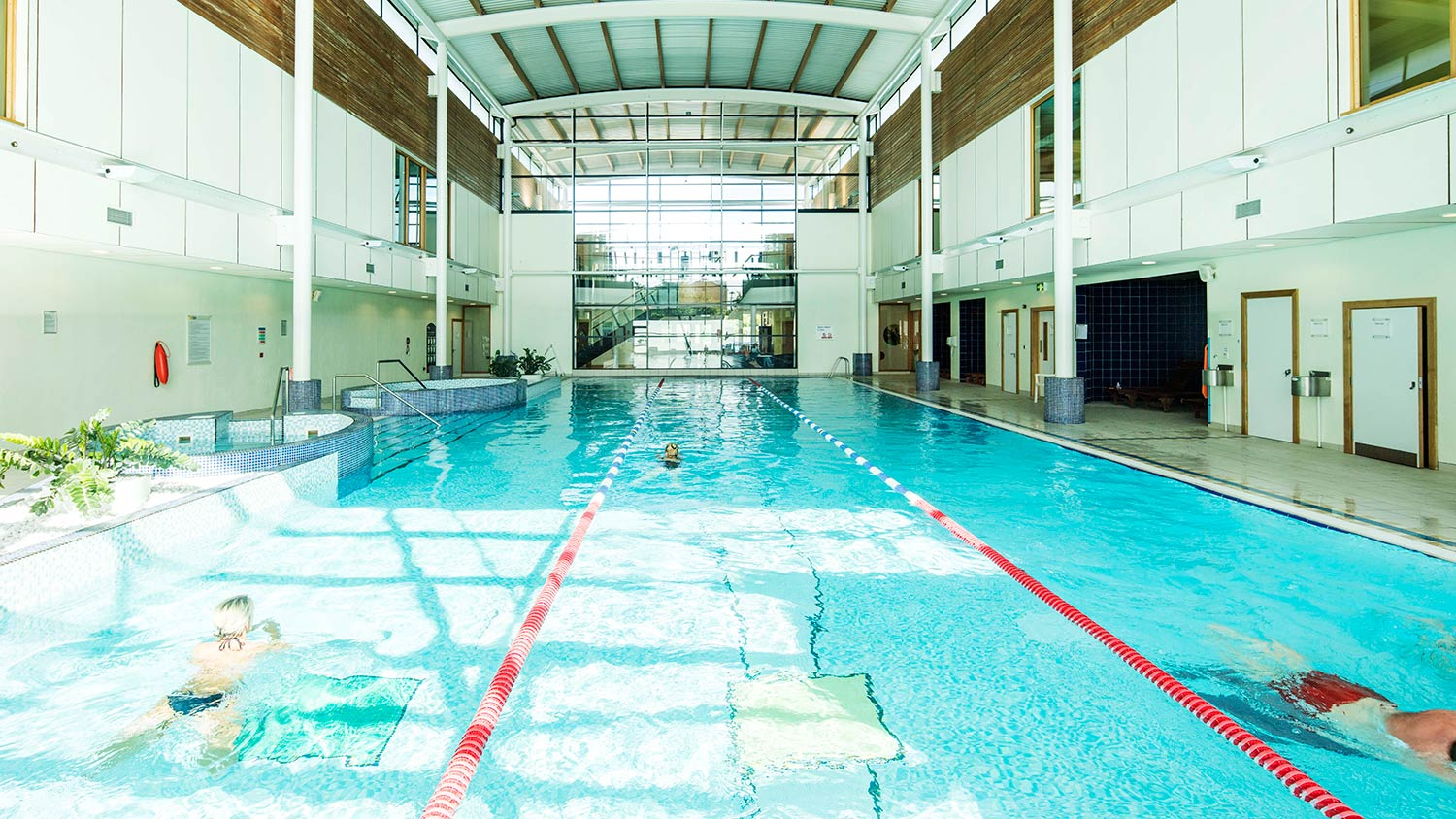Gym in glasgow giffnock fitness wellbeing nuffield health for Gyms in manchester city centre with swimming pools