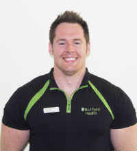 Nick Quinn Personal Trainer Bristol Nuffield Health