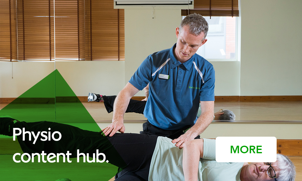 Click here to access the Physiotherapy content hub of articles and videos
