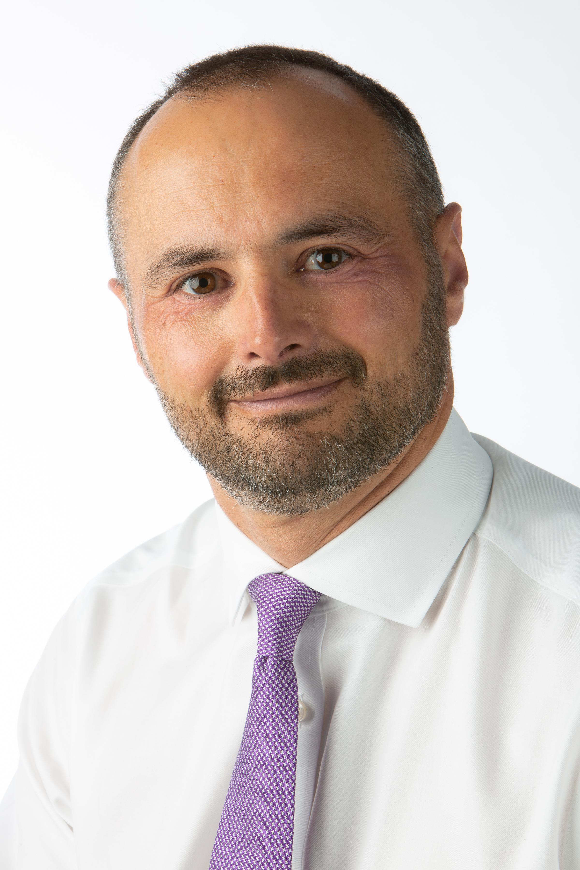 Mr Mark Brinsden