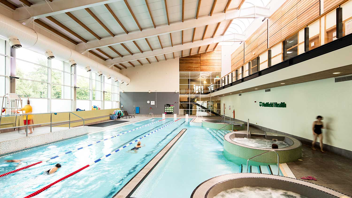 Gym in Cambridge, Fitness & Wellbeing | Nuffield Health