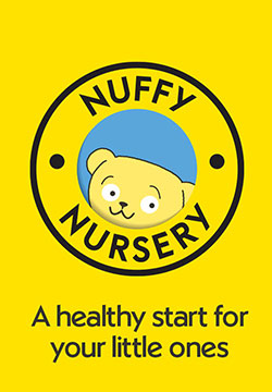 Nuffy Bear Logo