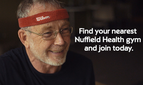 Find your nearest Nuffield Health gym and join today