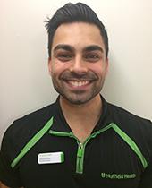 Kamal Faruk (Moorgate Gym)