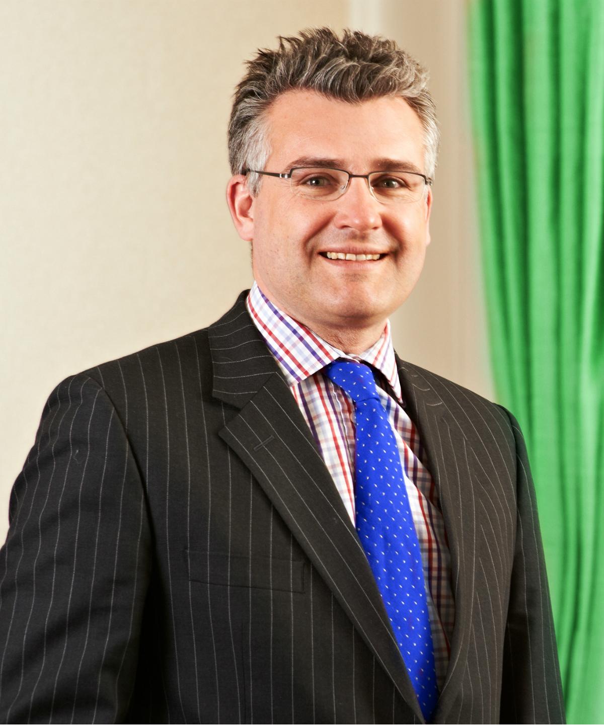 Mr Jason Harvey
