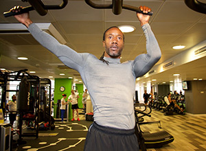 Jason Personal Trainer in Canary Wharf