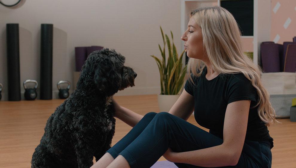 Nuffield Health pet mindfulness video