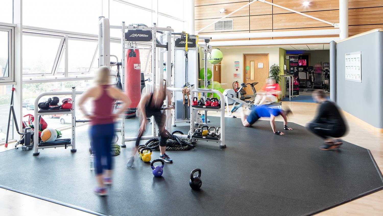 Edinburgh Fitness & Wellbeing Gym
