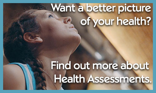 Health assessment offer