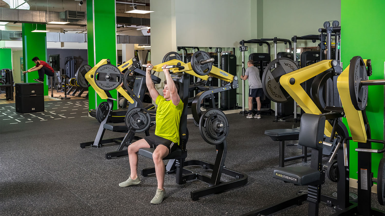 Gym In Paddington Fitness Wellbeing Nuffield Health