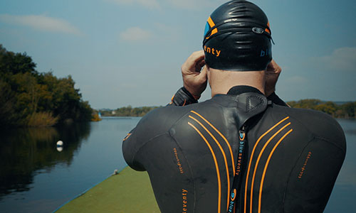 A guide to triathlon swimming