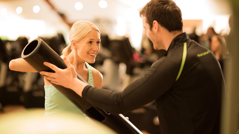 West Byfleet Fitness & Wellbeing Gym