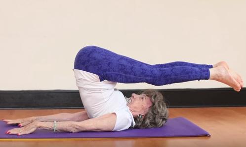 Tao Porchon Lynch, yoga instructor