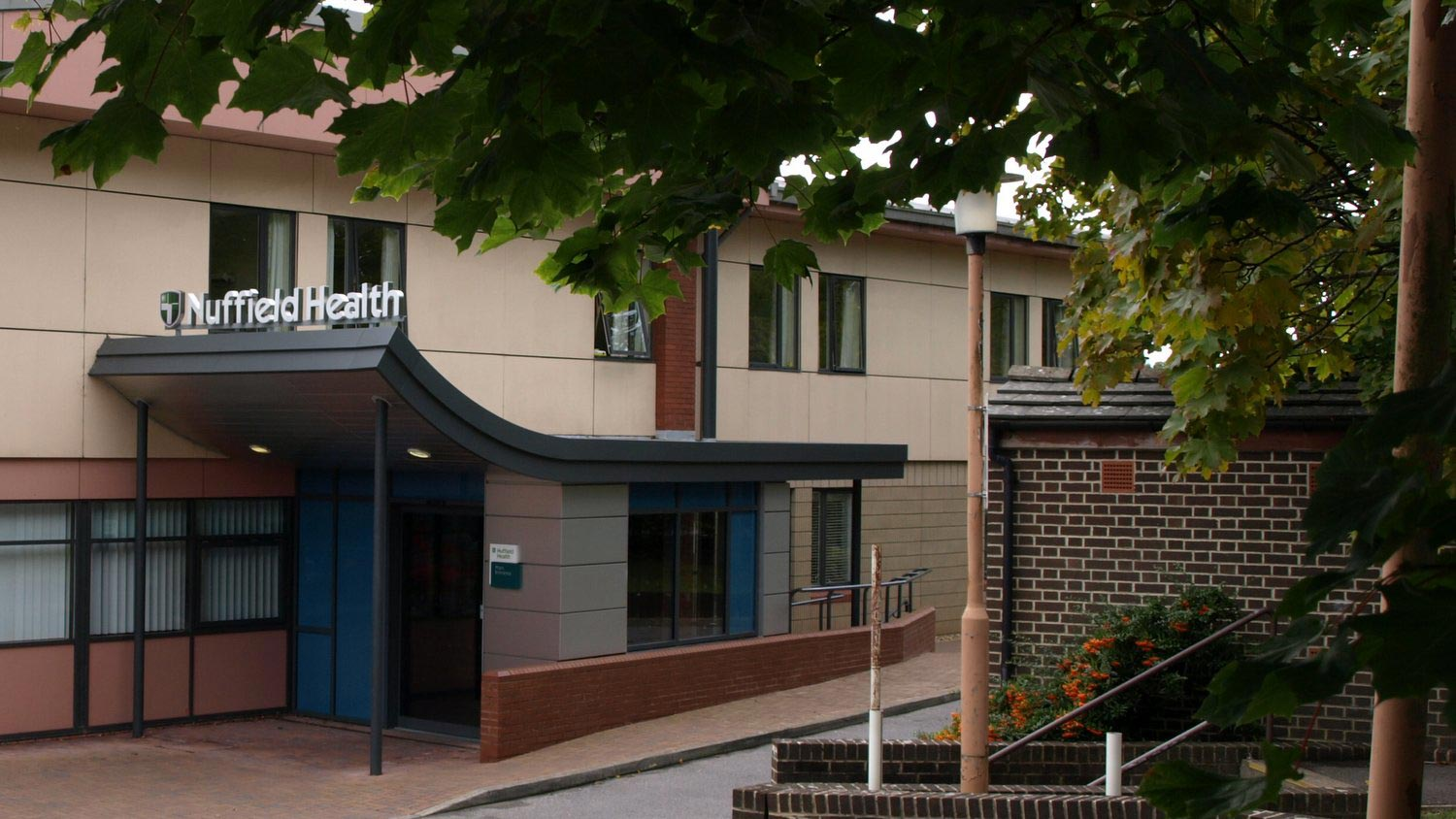 Nuffield Health Wessex Hospital, Hampshire