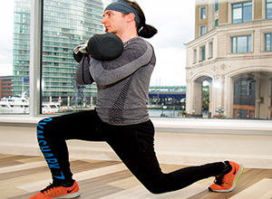 Tio Personal Trainer in Canary Wharf