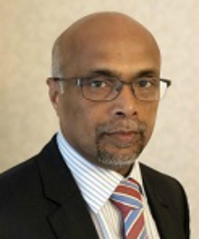 Dr P Balasubramaniam