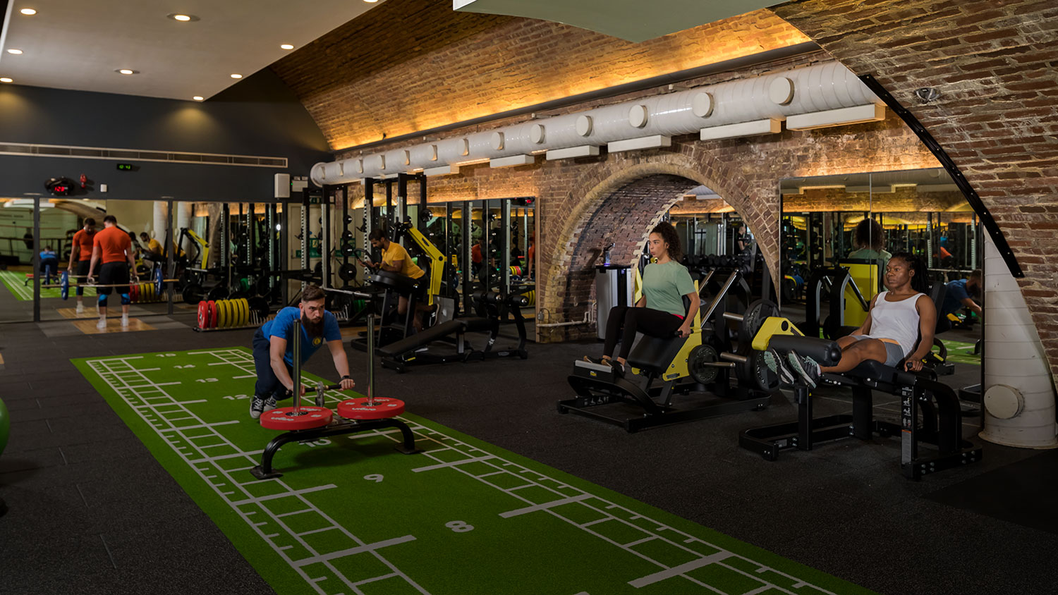 Gym In City Of London Fitness Wellbeing Nuffield Health