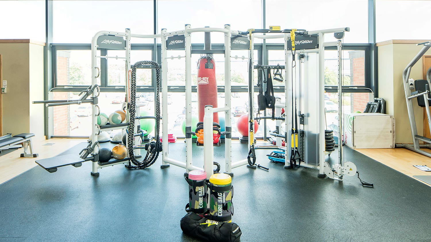 Stoke Fitness & Wellbeing Gym