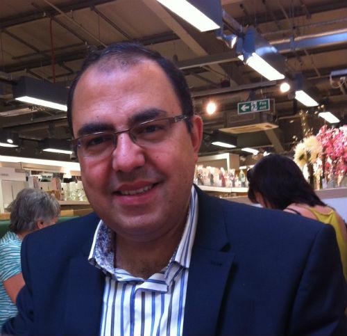 Mr Hany Mostafa