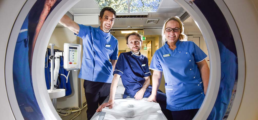 Nuffield Health Leeds Hospital CT Scanner investment