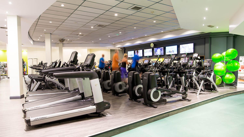 Edinburgh Fountain Park Gym Hero Image