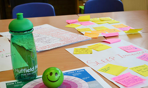 Schools Wellbeing Activity Programme Stress Ball