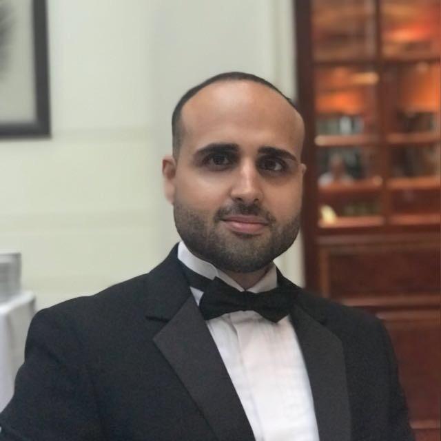 Mr  Ali Al-Hussaini